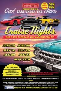Main Street Cruise Night Flyer