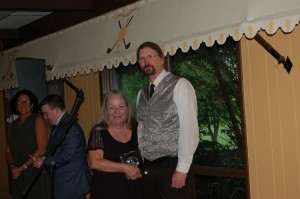 Citizens of the Year Bruce and Eileen Crooks
